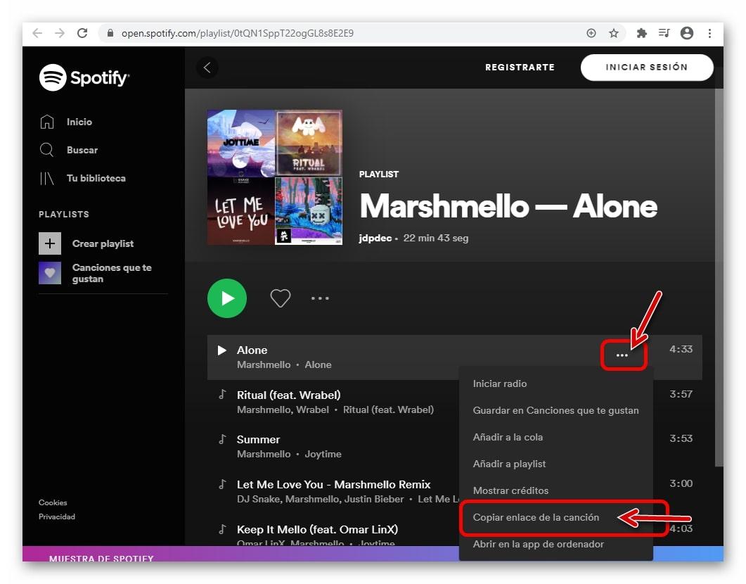 Spotify bioperfil 1