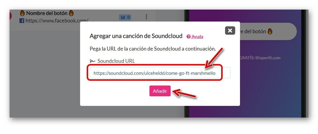 soundcloud bioperfil 1